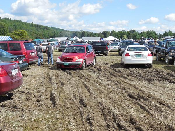 Stowe Car Show 2013